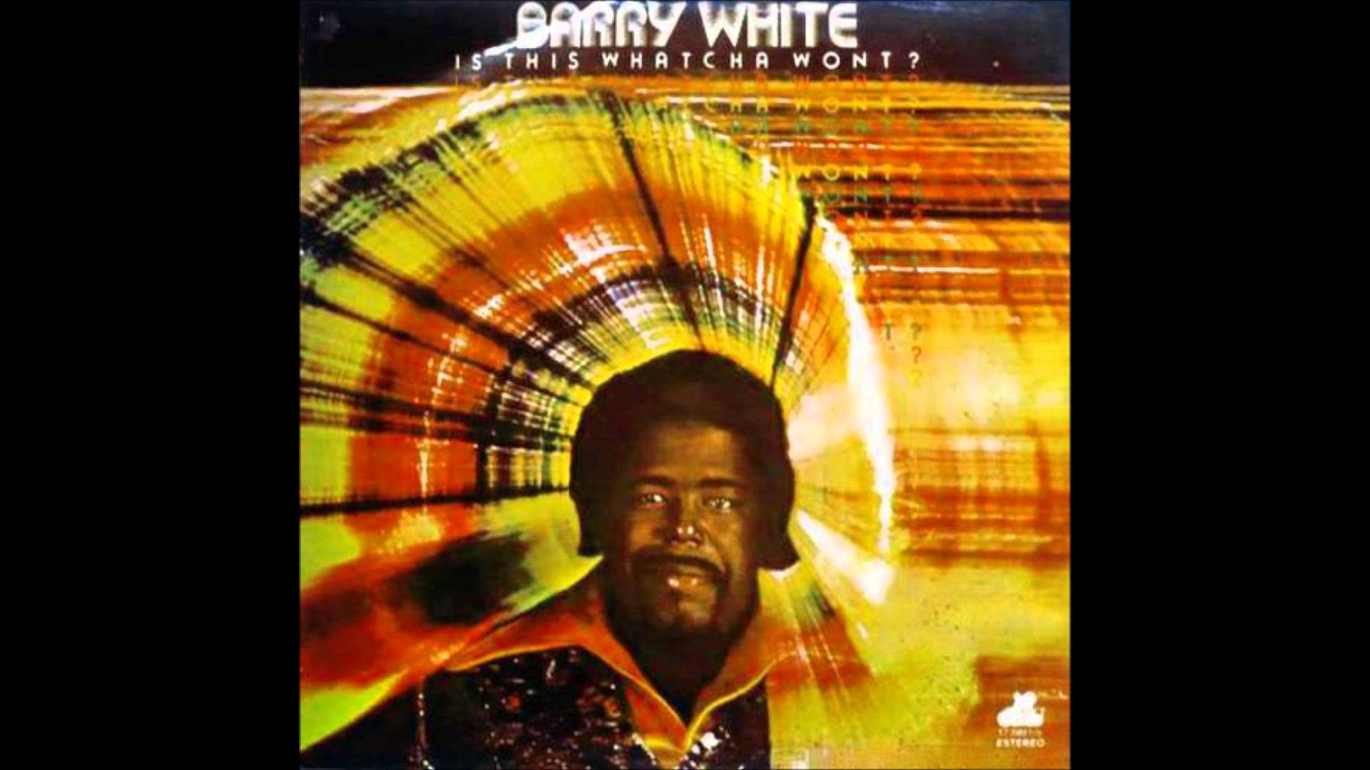 Barry White – I'm Qualified To Satisfy You