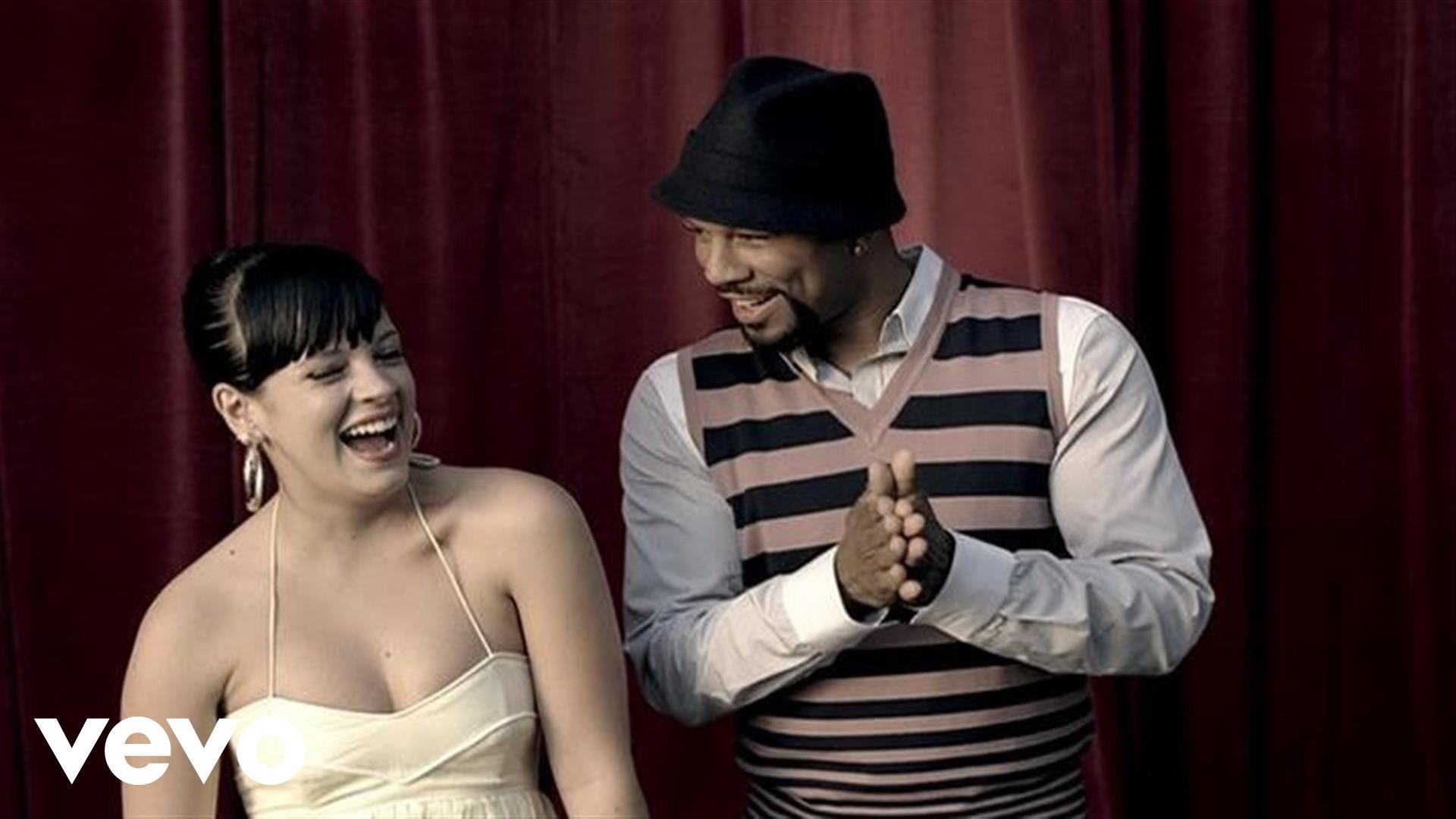 Common feat. Lily Allen – Drivin' Me Wild feat. Lily Allen