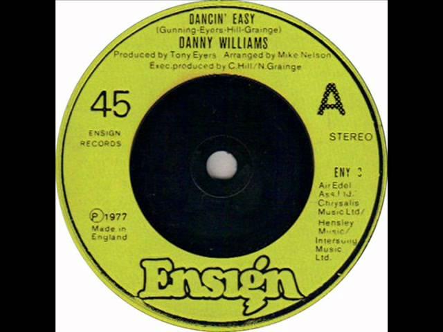 Danny Williams – Dancin' Easy