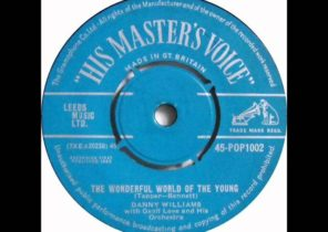 "Danny Williams - ""The Wonderful World Of The Young"""