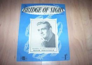 David Whitfield - The Bridge of Sighs (1953)