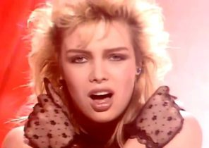Kim Wilde - View From A Bridge (1982) [HD 1080p]