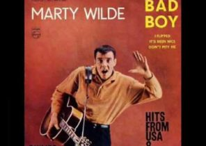 Marty Wilde - Rubber Ball