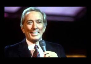 Stranger On The Shore  ANDY WILLIAMS