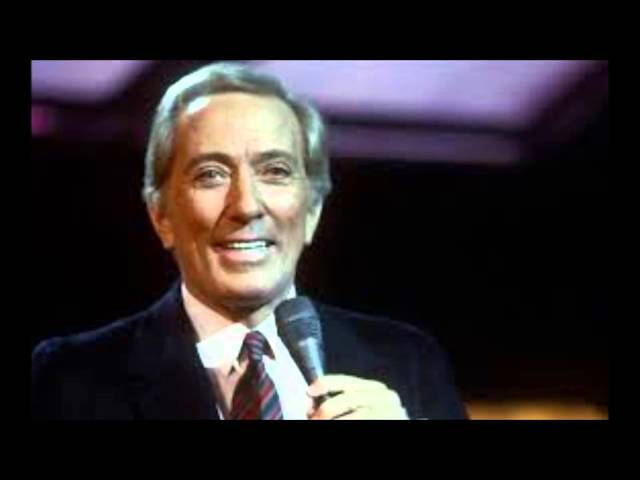 Andy Williams – Stranger On The Shore