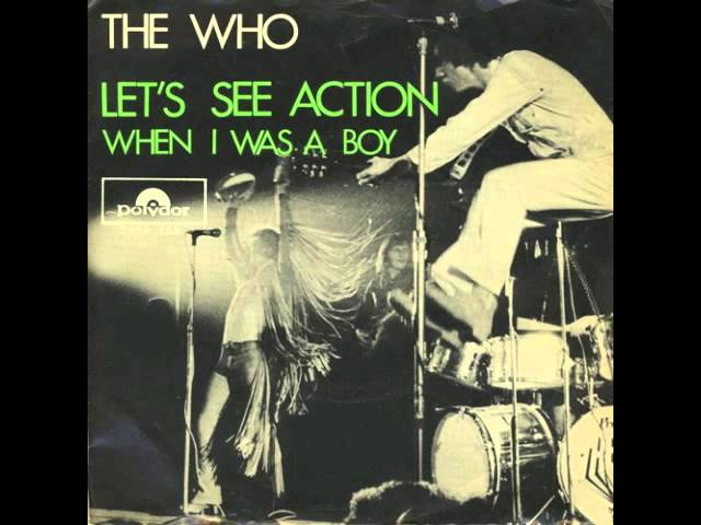 The Who – Let's See Action