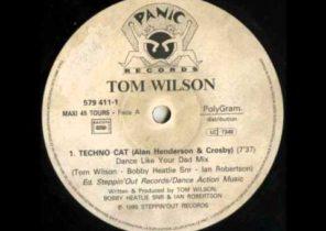 TOM WILSON : Techno Cat