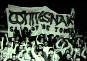 Whitesnake - Now You're Gone Official video lyrics