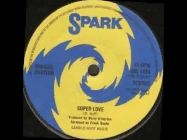 Wigan´s Ovation - Superlove
