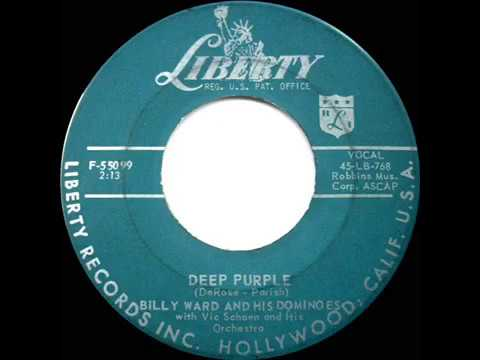 Billy Ward and His Dominoes – Deep Purple