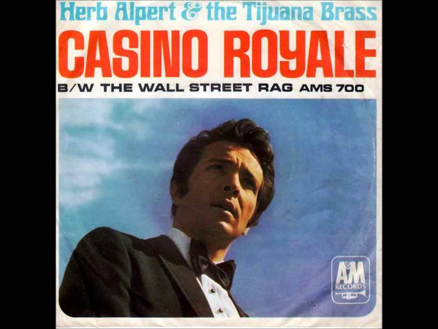 Herb Alpert & The Tijuana Brass – Casino royale