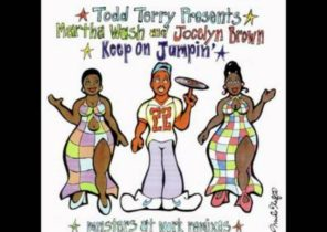 Keep On Jumpin' - Todd Terry feat. M. Wash/J. Brown 1997