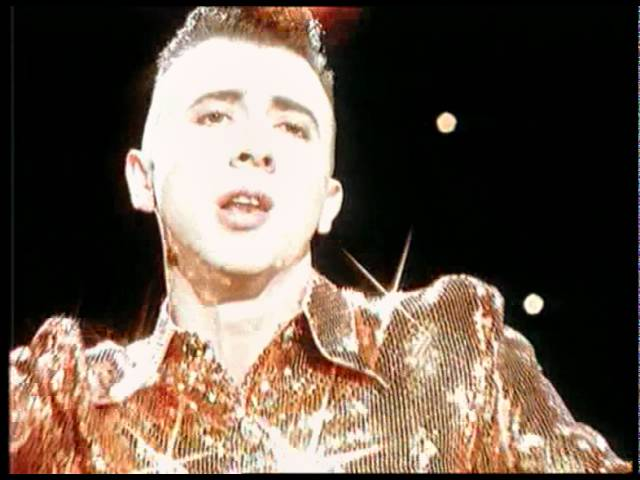 Marc Almond – My Hand Over My Heart