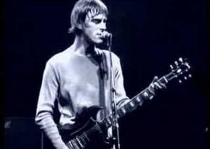 paul weller above the clouds