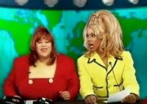 RuPaul featuring Martha Wash- It's Raining Men... The Sequel