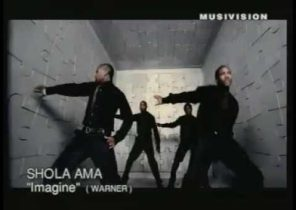 Shola Ama - Imagine - Official Music Video - HQ