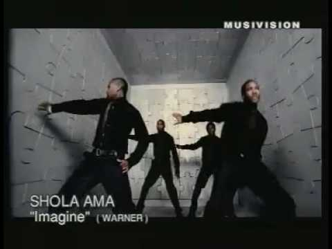 Shola Ama – Imagine