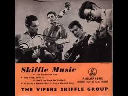 Vipers Skiffle Group – Don't You Rock Me Daddy-O
