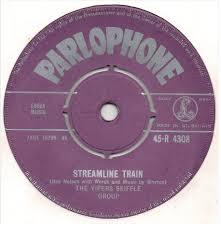 Vipers Skiffle Group – Steamline Train