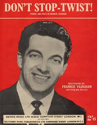 Frankie Vaughan – Don't Stop The Twist