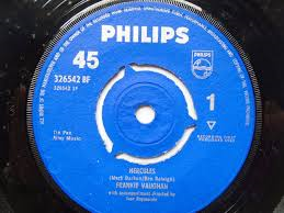 Frankie Vaughan – Hercules