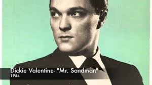 Dickie Valentine with the Glen Somers Orchestra – Mr. Sandman