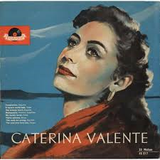 Caterina Valente with Werner Miller & The Rias Dance Orchestra – The Breeze And I