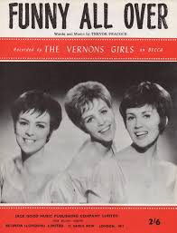 Vernon's Girls – Funny All Over