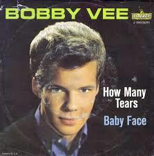 Bobby Vee – How Many Tears