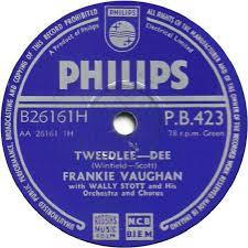 Frankie Vaughan – Tweedle Dee