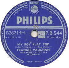 Frankie Vaughan – My Boy Flat Top