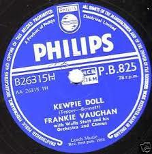 Frankie Vaughan – Kewpie Doll