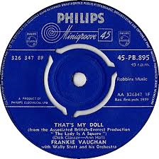 Frankie Vaughan – That's My Doll