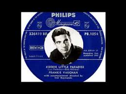 Frankie Vaughan – Kookie Little Paradise