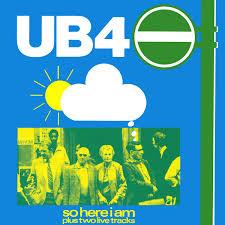 UB40 – So Here I Am