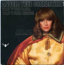 Andrea True Connection – What's your name what's your number