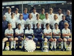 Tottenham Hotspur F.A. Cup Final Squad – Tottenham Tottenham
