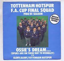 Tottenham Hotspur F.A. Cup Final Squad – Ossie's Dream