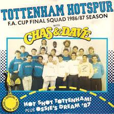 Tottenham Hotspur F.A. Cup Final Squad Feat. Chas & Dave- Hot Shot Tottenham