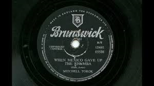 Mitchell Torok – When Mexico Gave Up The Rhumba