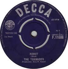 The Tornados – Robot