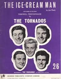 The Tornados – The Ice Cream Man