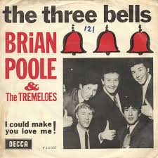 Brian Poole and The Tremeloes – The Three Bells