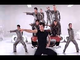 John Travolta – Greased Lightning
