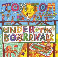 Tom Tom Club – Under The Boardwalk