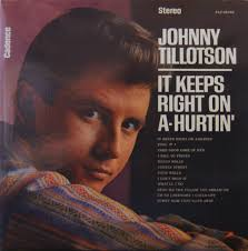 Johnny Tillotson – It Keeps Right On A Hurtin'
