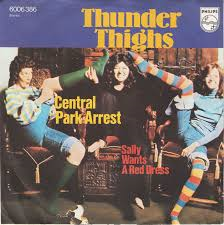 Thunderthighs – Central Park Arrest