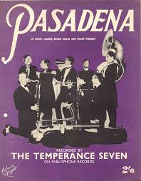 The Temperance Seven – Pasadena