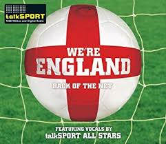 Talksport Allstars – We're England
