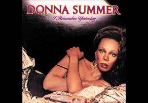 Donna Summer - Back in love again (1977)